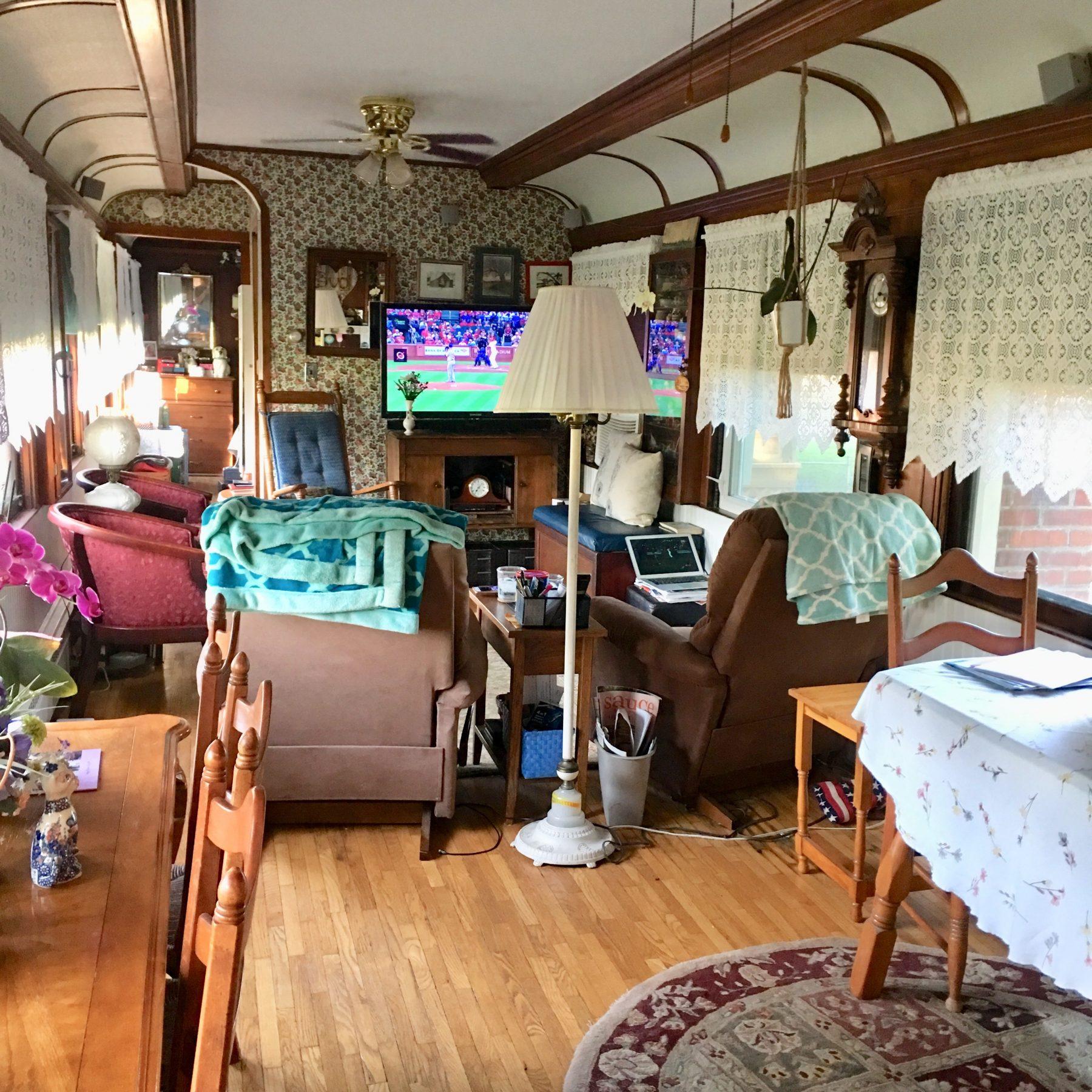 Maxson living room